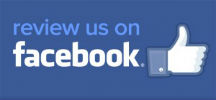 leave us a facebook review