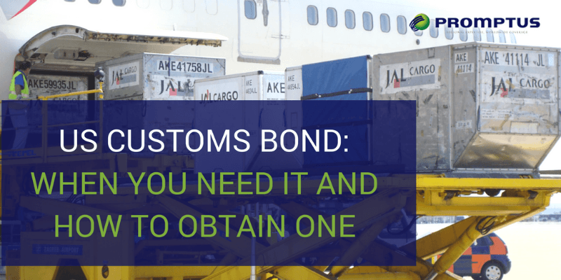 us customs bond