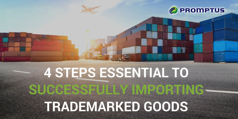 successfully importing trademarked goods