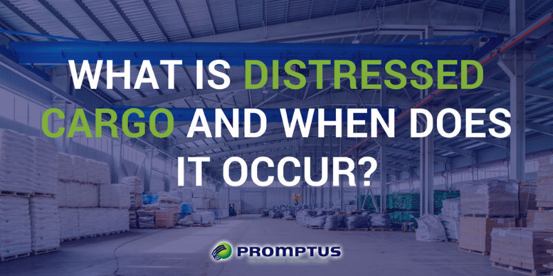 what is distressed cargo
