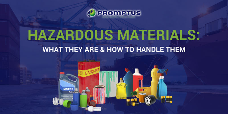 hazardous materials what they are