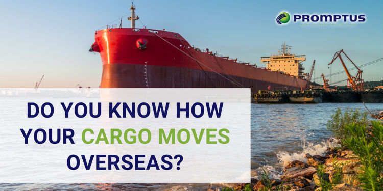 how cargo moves overseas