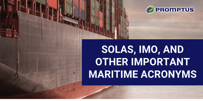 solas IMO and other maritime acronyms