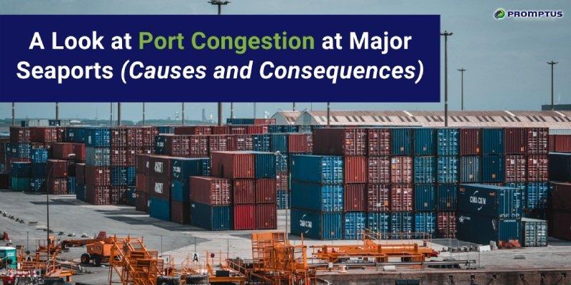 port congestion at major seaports