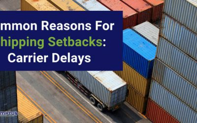 Common Reasons For Shipping Setbacks: Carrier Delays