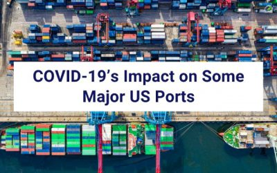 COVID-19's Impact on Some Major US Ports