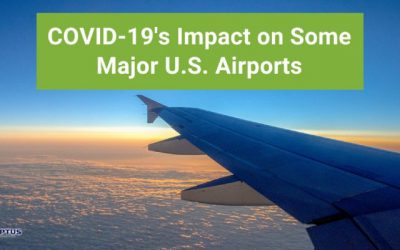COVID-19's Impact on Some Major U.S. Airports