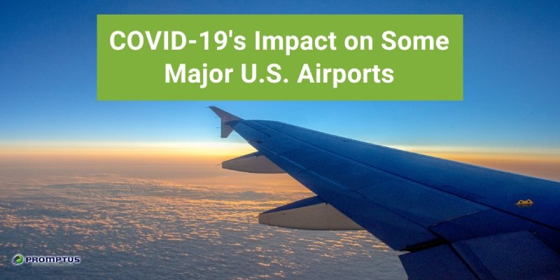 covid19 impact on major us airports