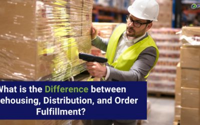 What is the Difference between Warehousing, Distribution, and Order Fulfillment?