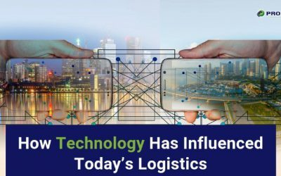 How Technology Has Influenced Today's Logistics