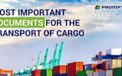 Most Important Documents for the Transport of Cargo