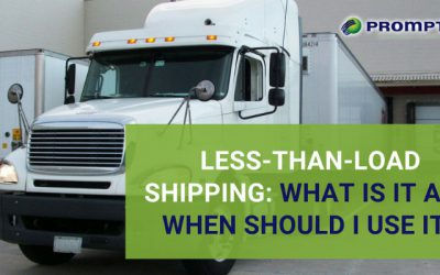 Less-Than-Load Shipping: What Is It and When Should I Use It?