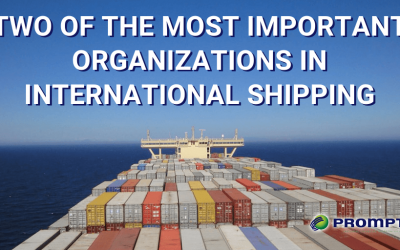 Two of the Most Important Organizations in International Shipping