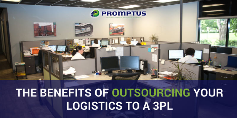 The Benefits of Outsourcing Your Logistics to a 3PL