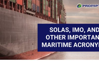 SOLAS, IMO, and Other Important Maritime Acronyms