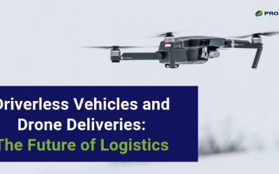 Driverless Vehicles and Drone Deliveries: The Future of Logistics